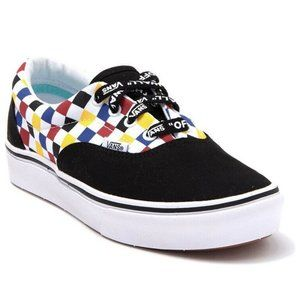 VANS New Checkered Comfy Cushion Authentic Sneaker
